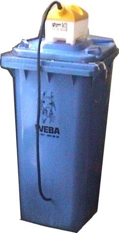 WEBA-Heubedampfer, Modell von 2009